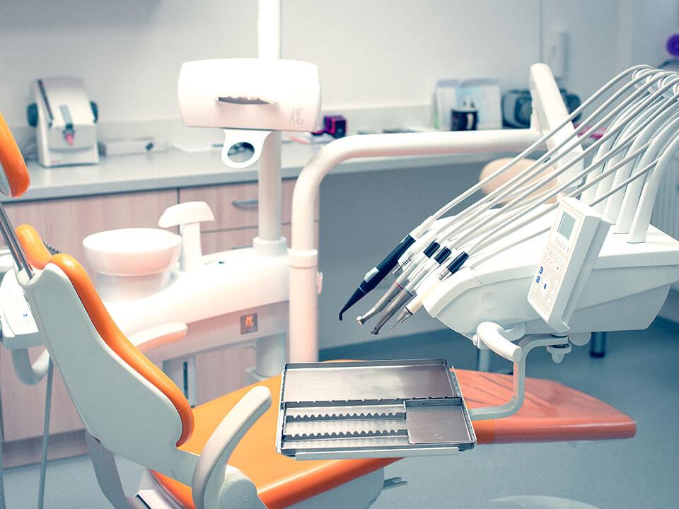 Profesionání stomatologické vybavení